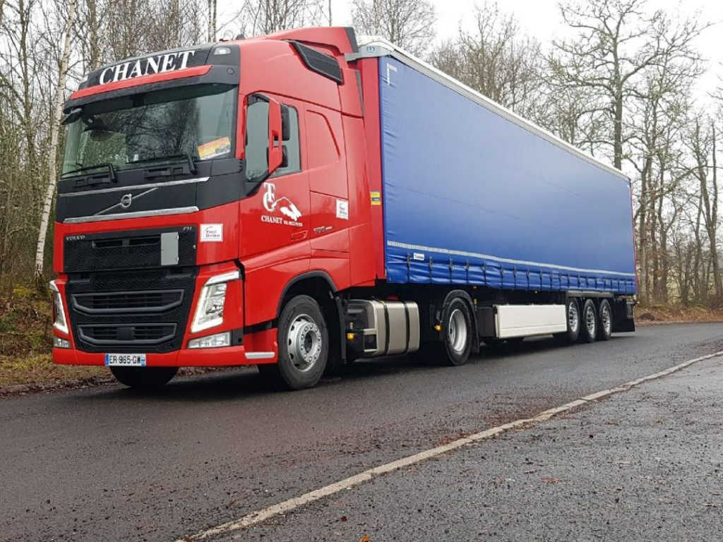 Camion Euro Trans Chanet